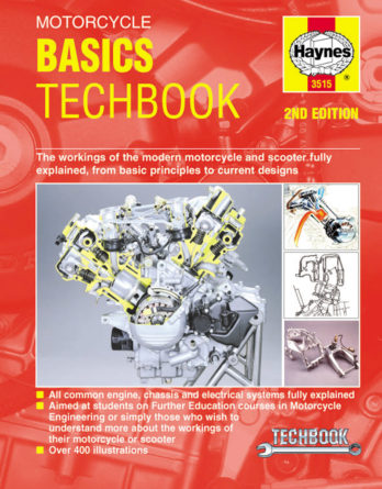 Haynes reparationshandbok - Motorcycle Basics TechBook