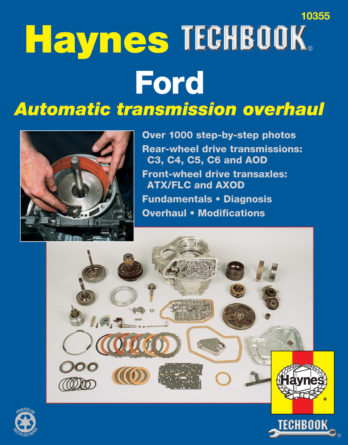 Haynes reparationshandbok - Ford Automatic Transmission Overhaul Manual