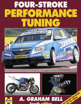 Haynes reparationshandbok - Four-Stroke Performance Tuning