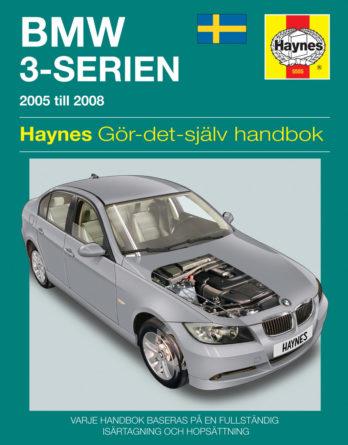 Haynes reparationshandbok - BMW 3-Serien