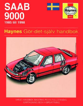 Haynes reparationshandbok - Saab 9000
