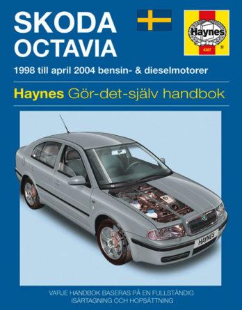 Haynes reparationshandbok - Skoda Octavia