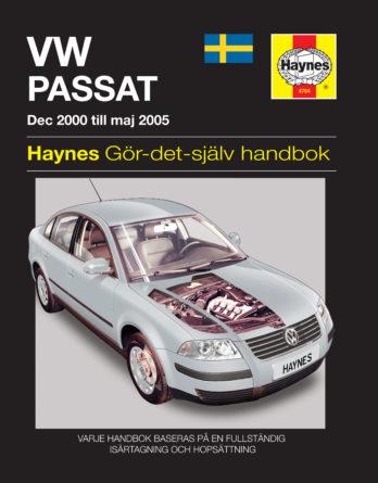 Haynes reparationshandbok - Volkswagen Passat