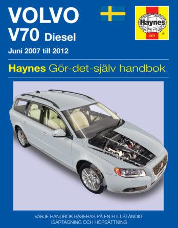 Volvo V70 reparationshandbok Haynes