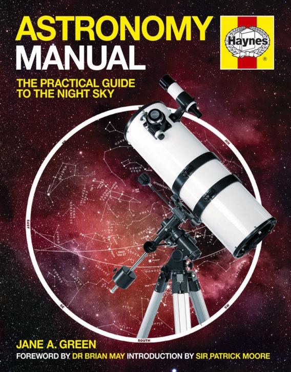 Astronomy Manual från Haynes